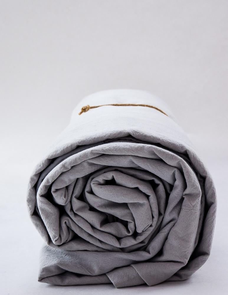 Sheets Crinkle Light Grey