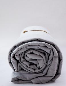 Sheets Crinkle Light Grey