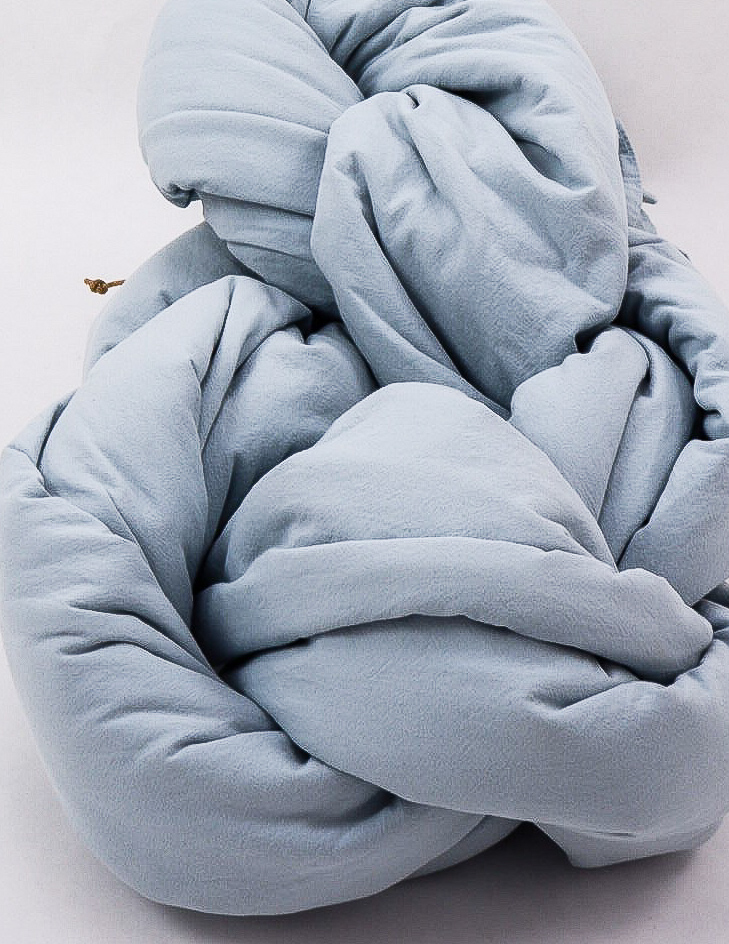 Duvet Cover Set Crinkle Sky