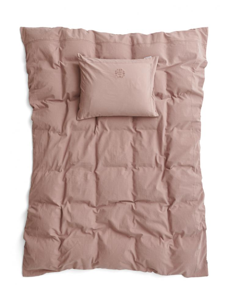 Duvet Cover Set Karin Rose Taupe