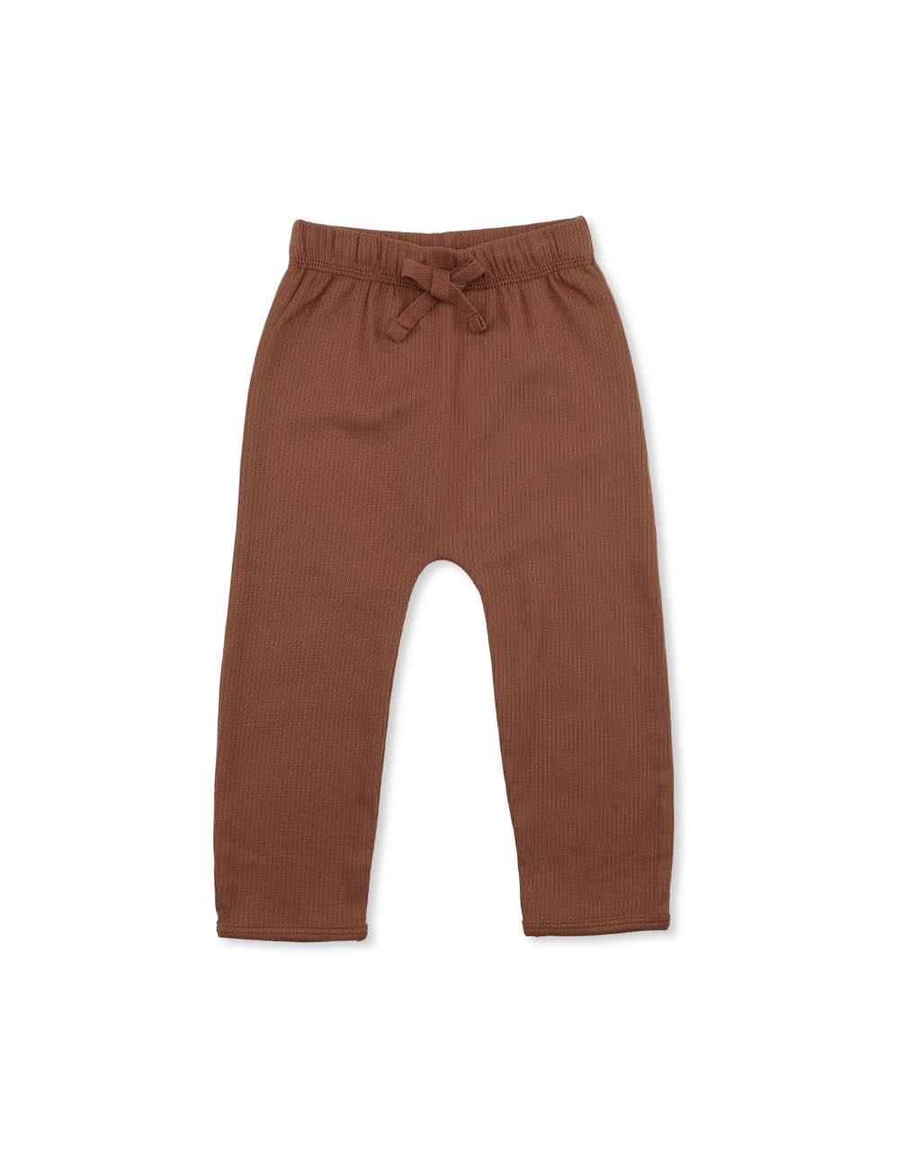 Kaya Leggings Rust Red