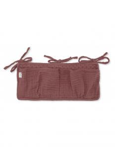 Bed Pockets Muslin