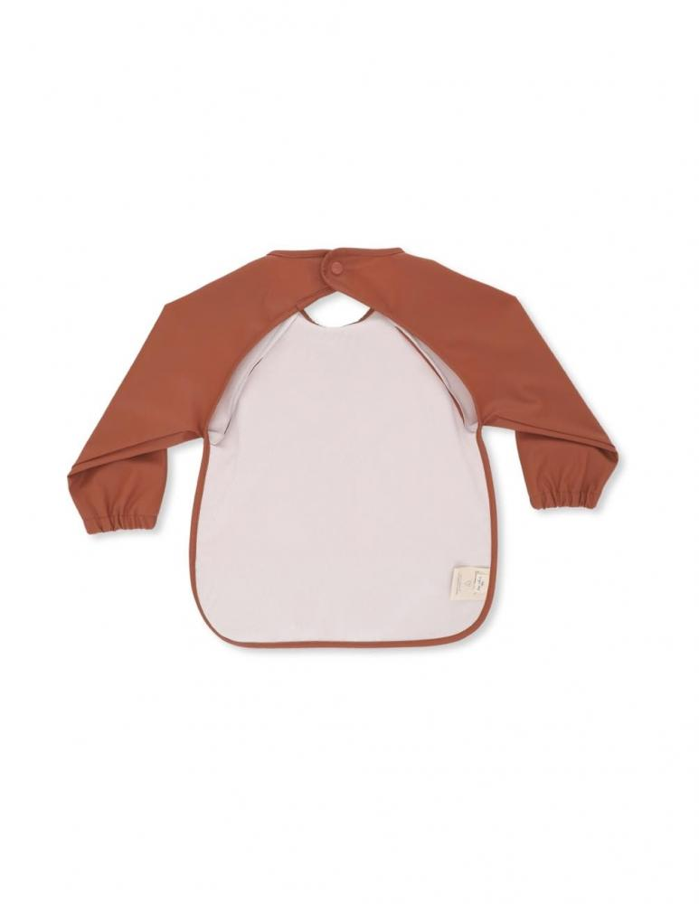 Long Sleeve Bib Toffee