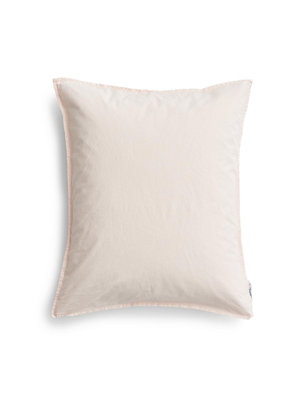 Pillowcase Crinkle Pale Pink