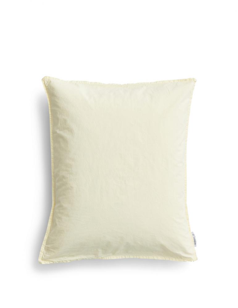 Kuddfodral Crinkle Spring Yellow
