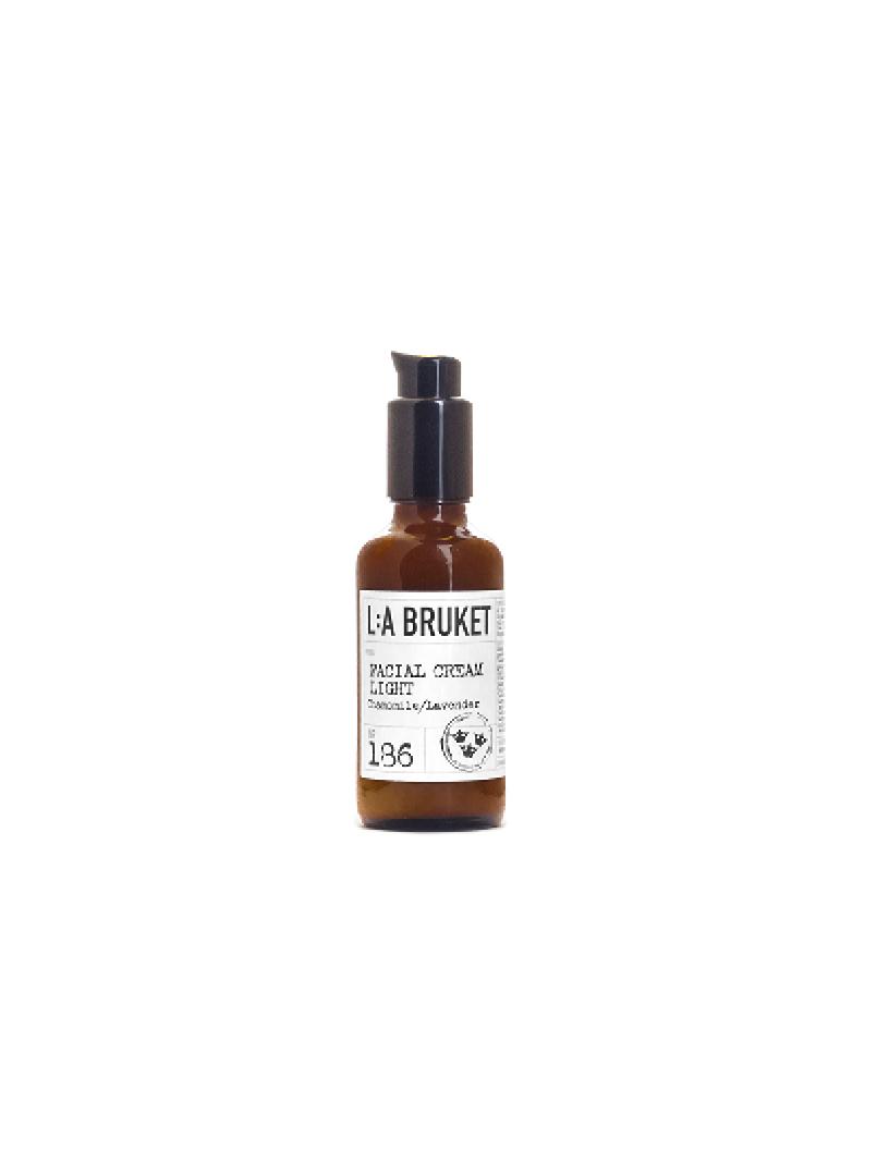 Ansiktscrème Light Kamomill/Lavendel