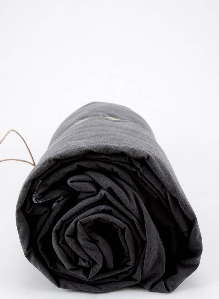 Sheets Crinkle Dark Grey