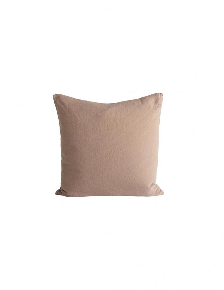 Camel Linen Cushion cover 50x50cm