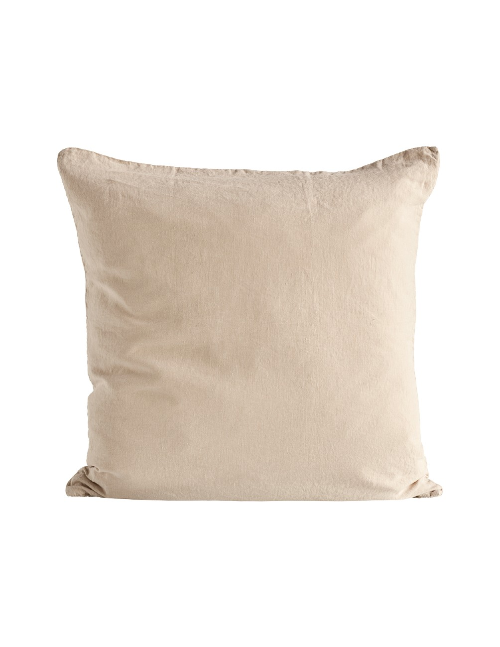 Sand Linen Cushion Cover 60x60cm