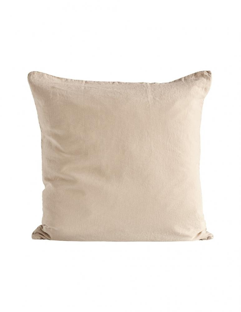 Sand Linen Cushion Cover 60x60cm