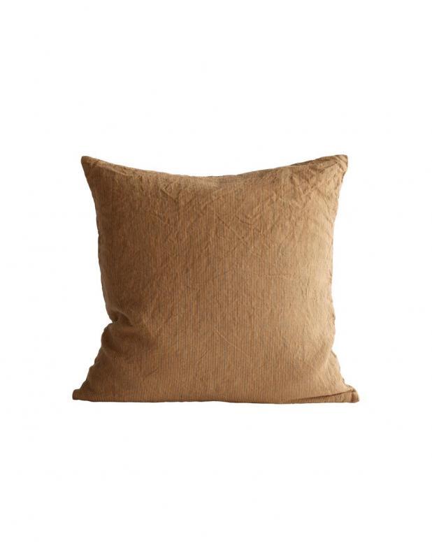 Amber Pin Stripe Cushion cover 50x50cm