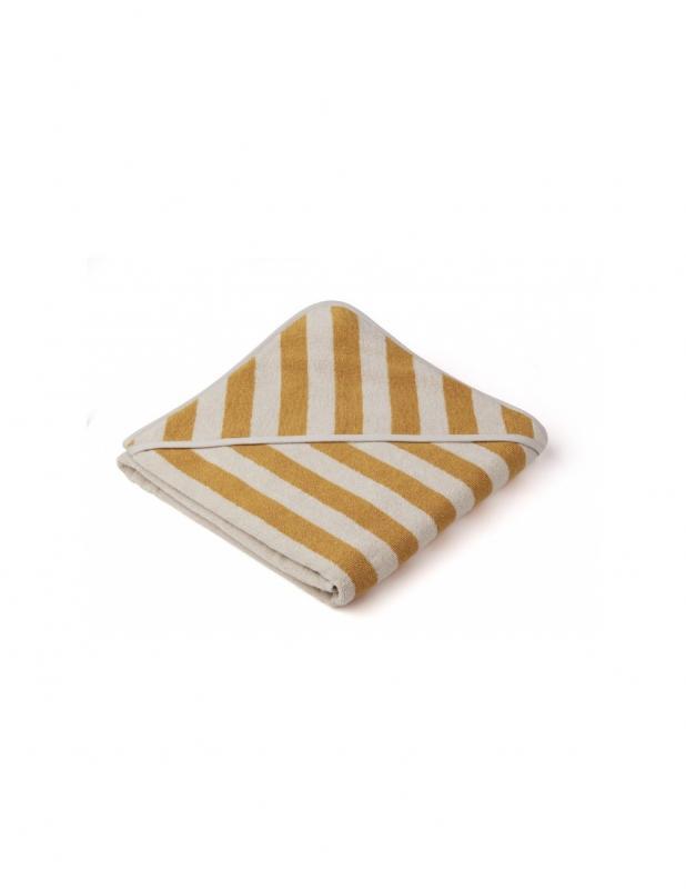 Louie Hoodie Junior Badlakan Yellow Mellow/Sand