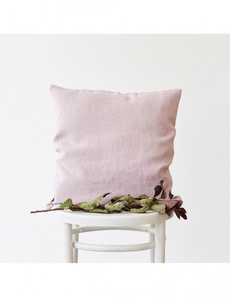 Pink LavenderLinne Kuddfodral 50x50cm (50x50cm)