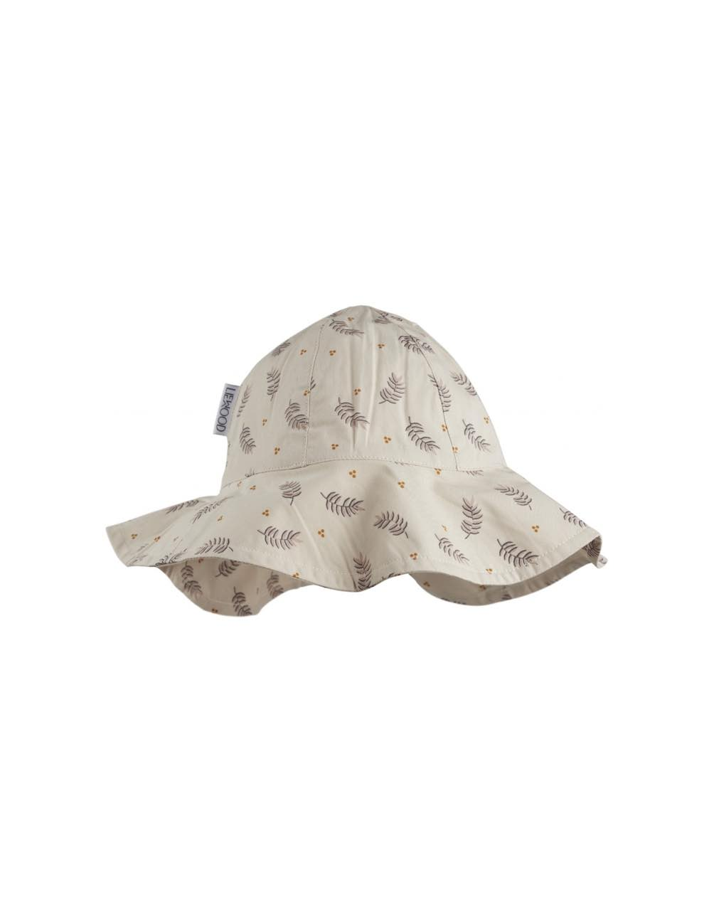 Amelia Sun Hat Fern/Rose