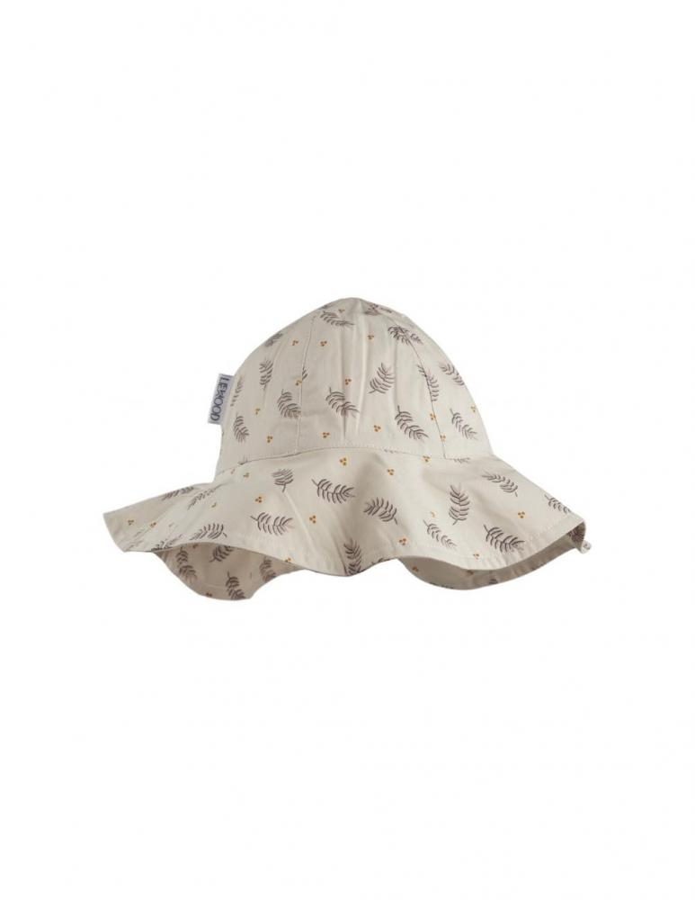 Amelia Sun Hat Fern/Rose