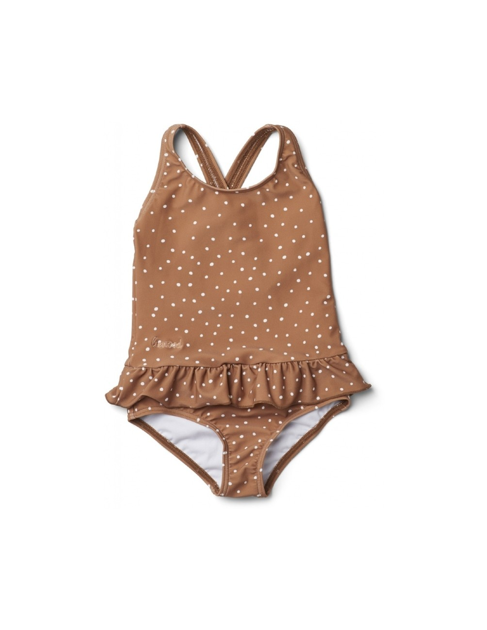 Amara Swimsuit Terracotta