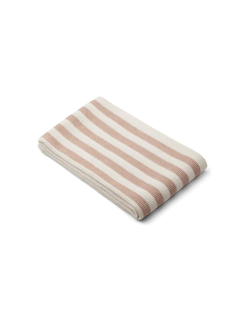 Macy Beach Towel Light Pale Tuscany/Creme de la Creme