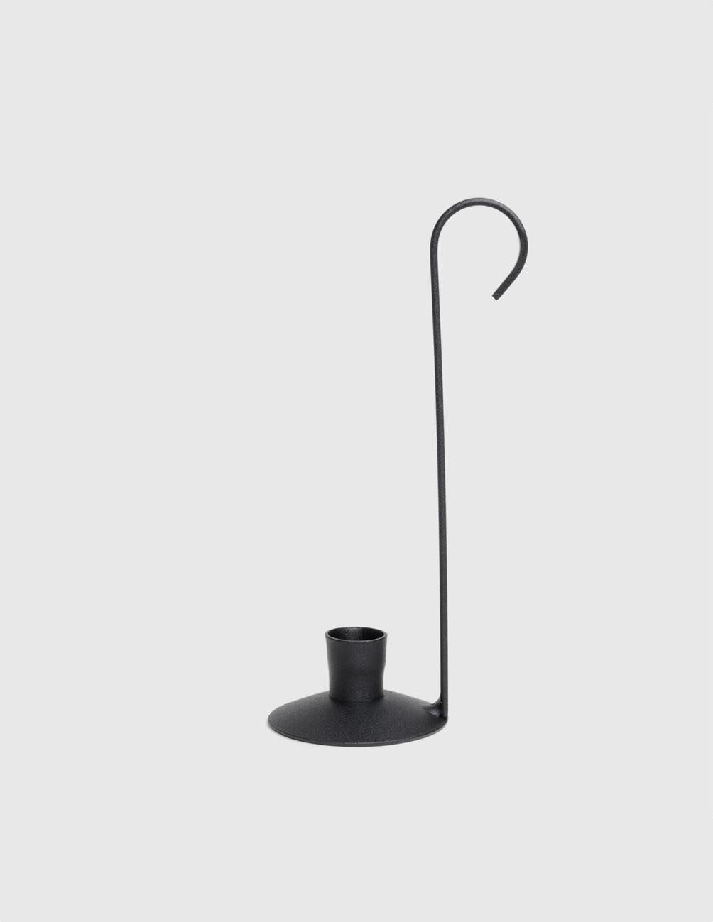 Lantern Light holder Black
