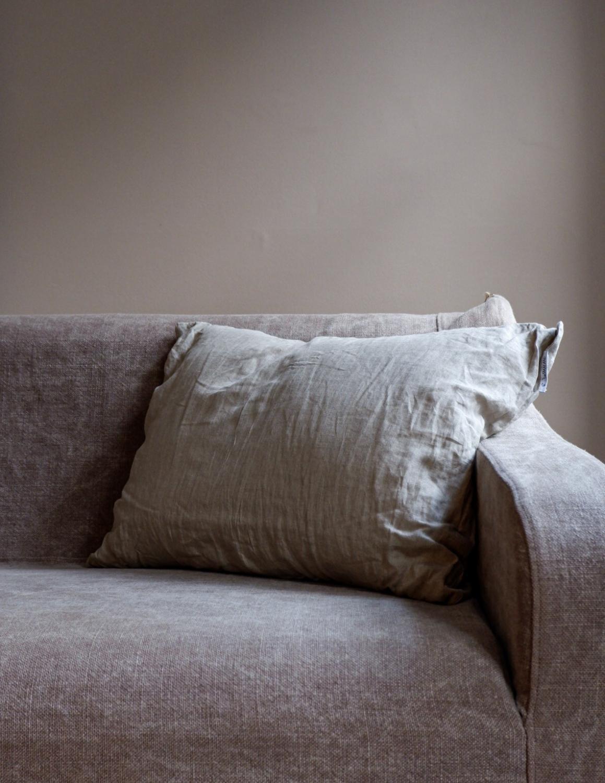 Cushion Linen Natural