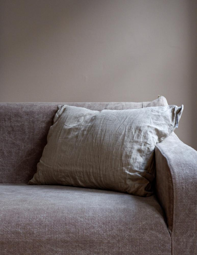 Cushion Linen Natural