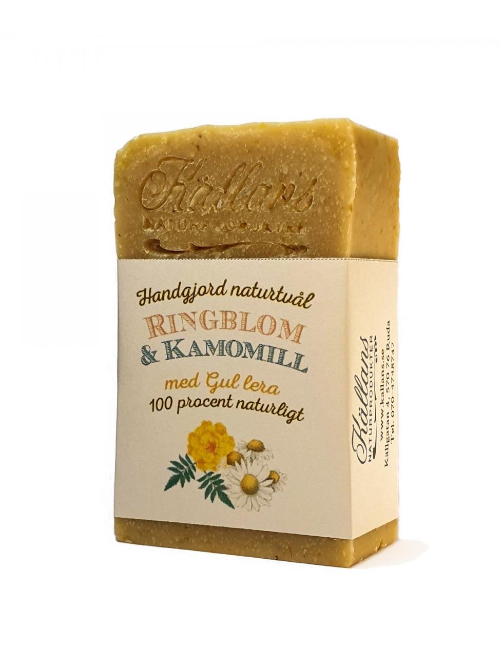 Soap Marigold and Chamomile