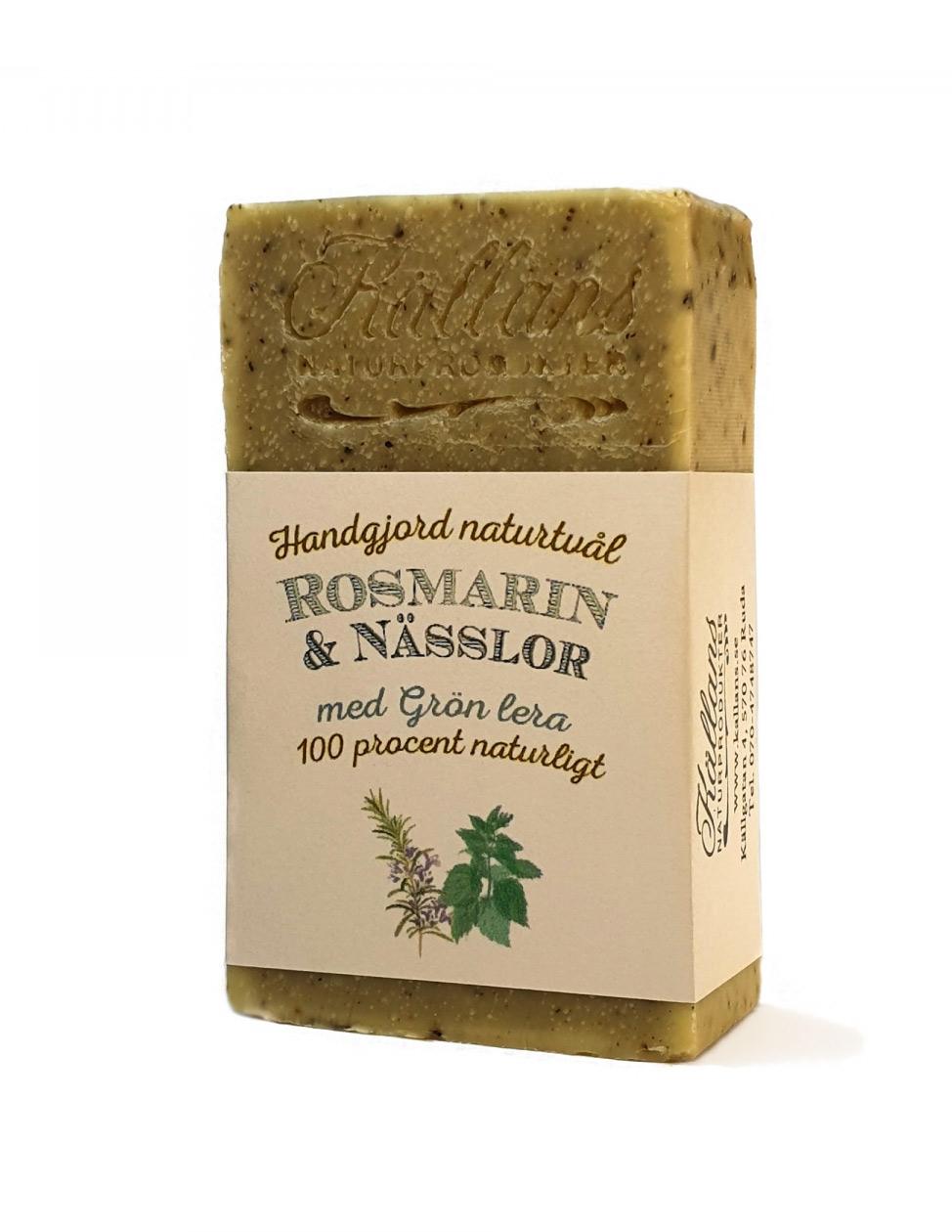 Soap Rosemary and Nettles
