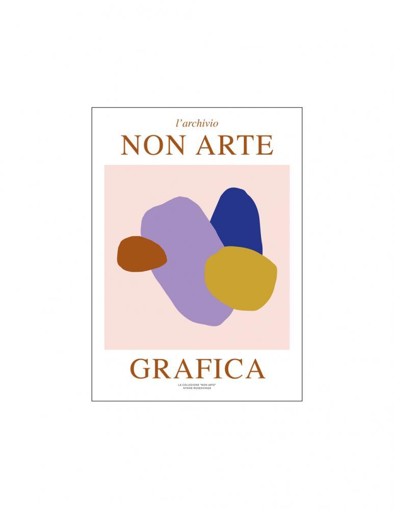 Poster Non Arte Grafica 02 50x70cm