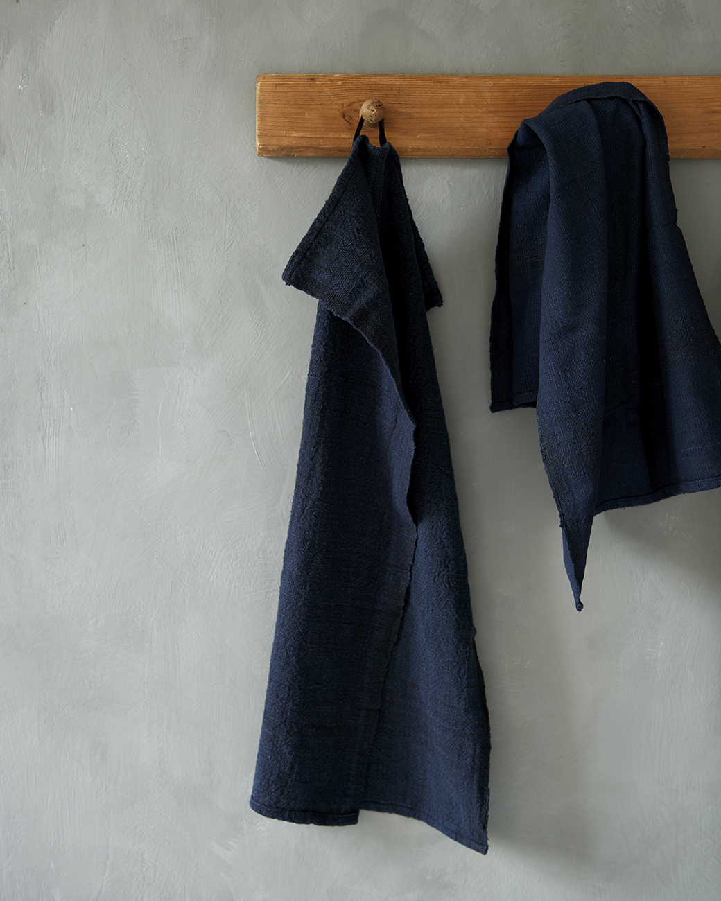 Black Kitchen Towel