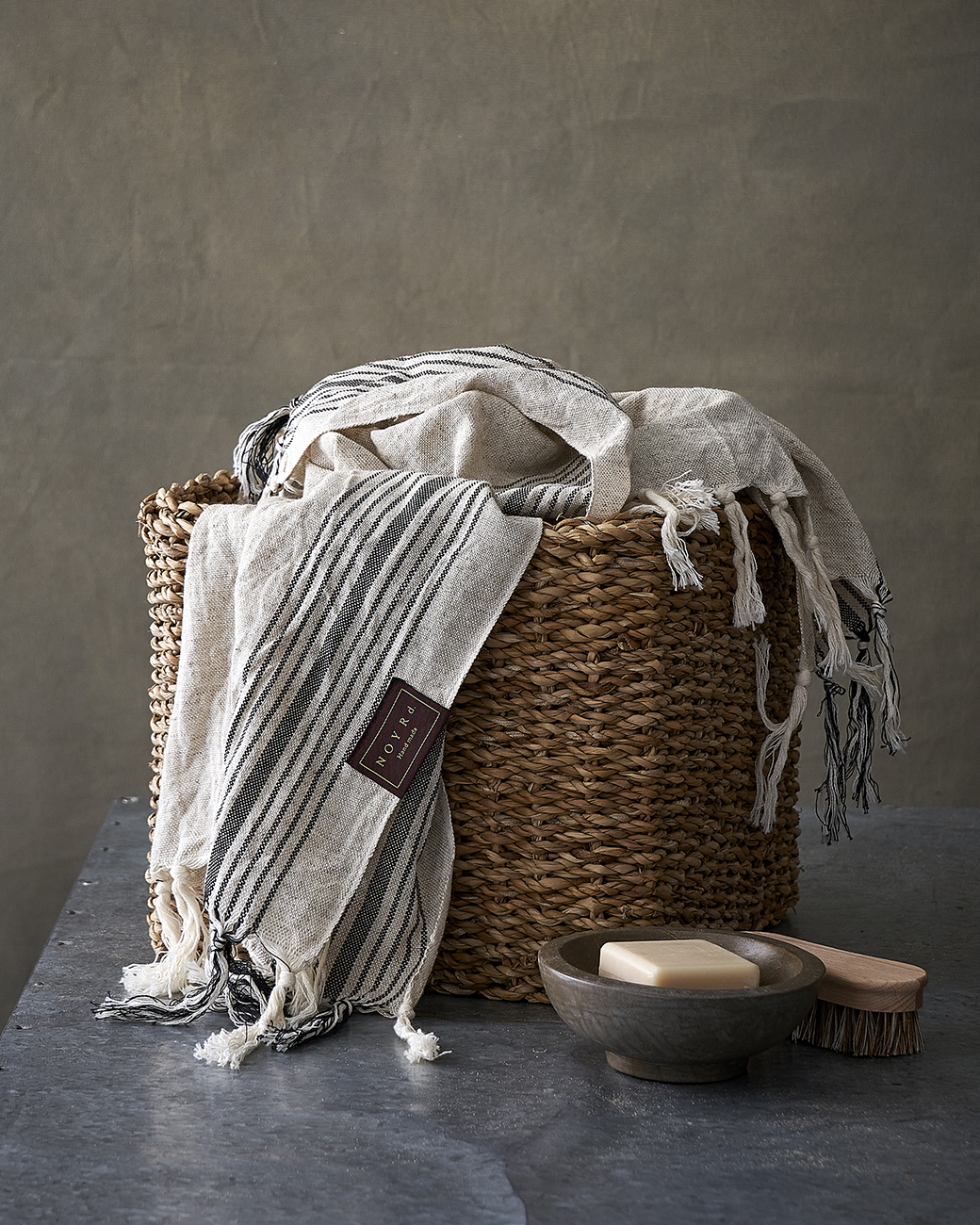 Small Hamam Cotton & Linen