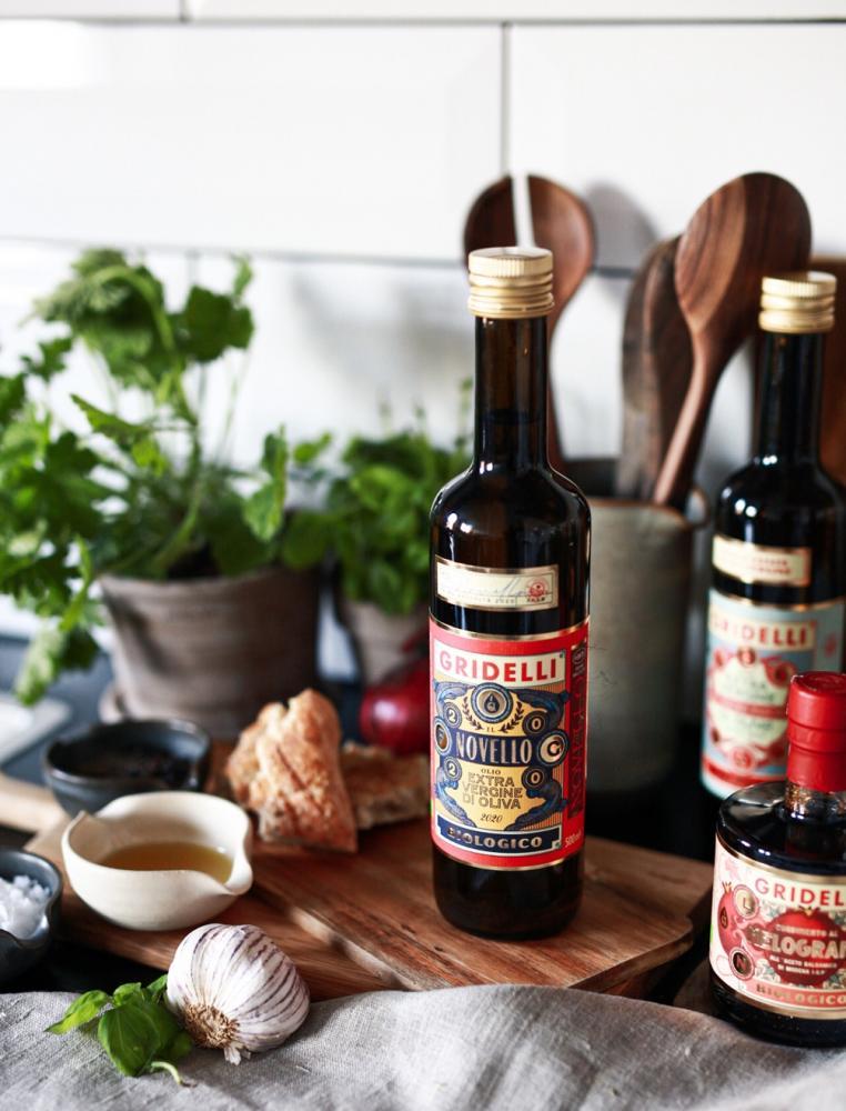 Olive Oil Novello 500ml