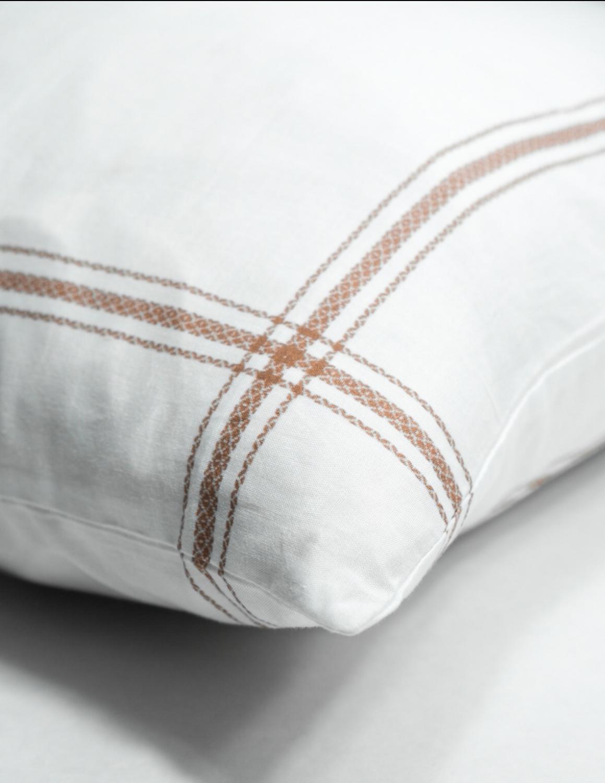 Pillowcase Arvid Peach Pink