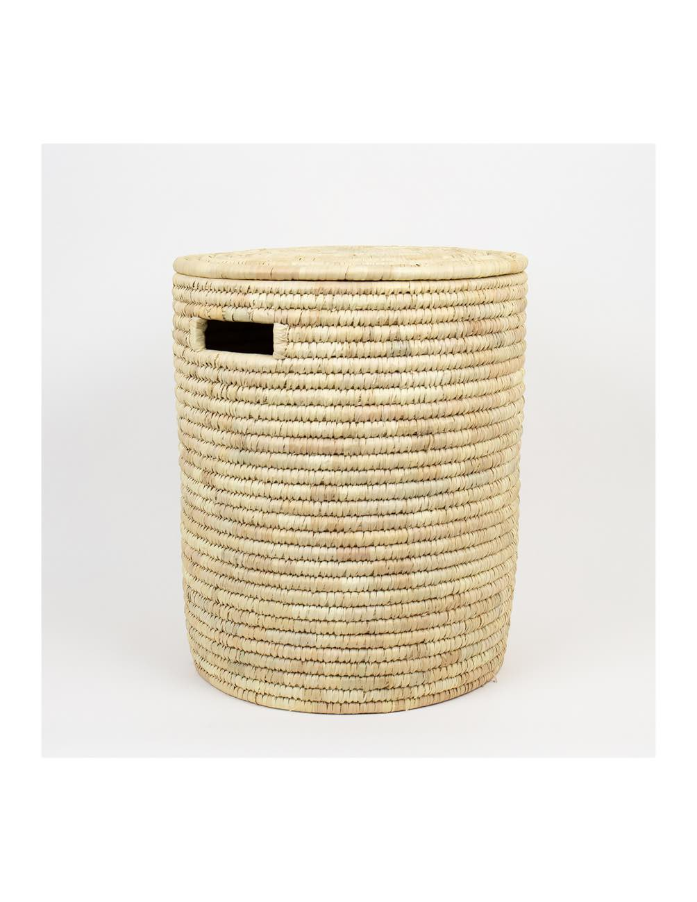 Large Palm Laundry basket