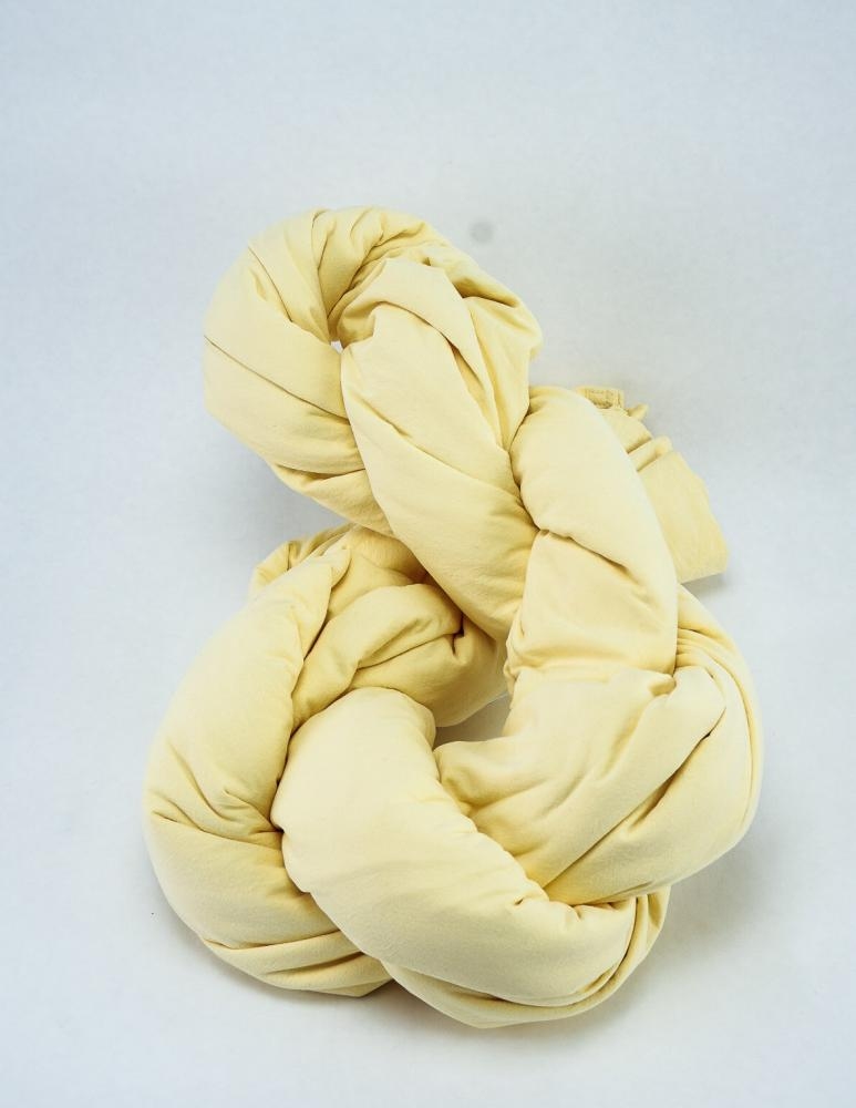 Duvet Cover Set Crinkle Lemon Curd