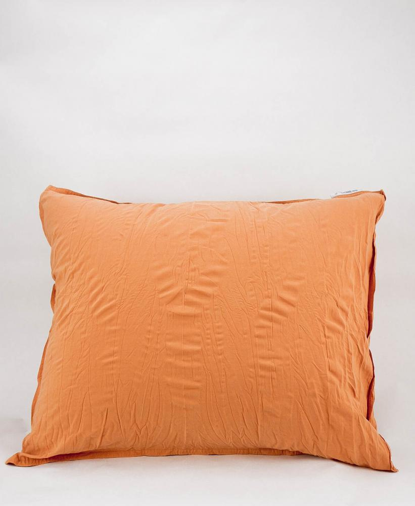 Pillowcase Crinkle Apricot