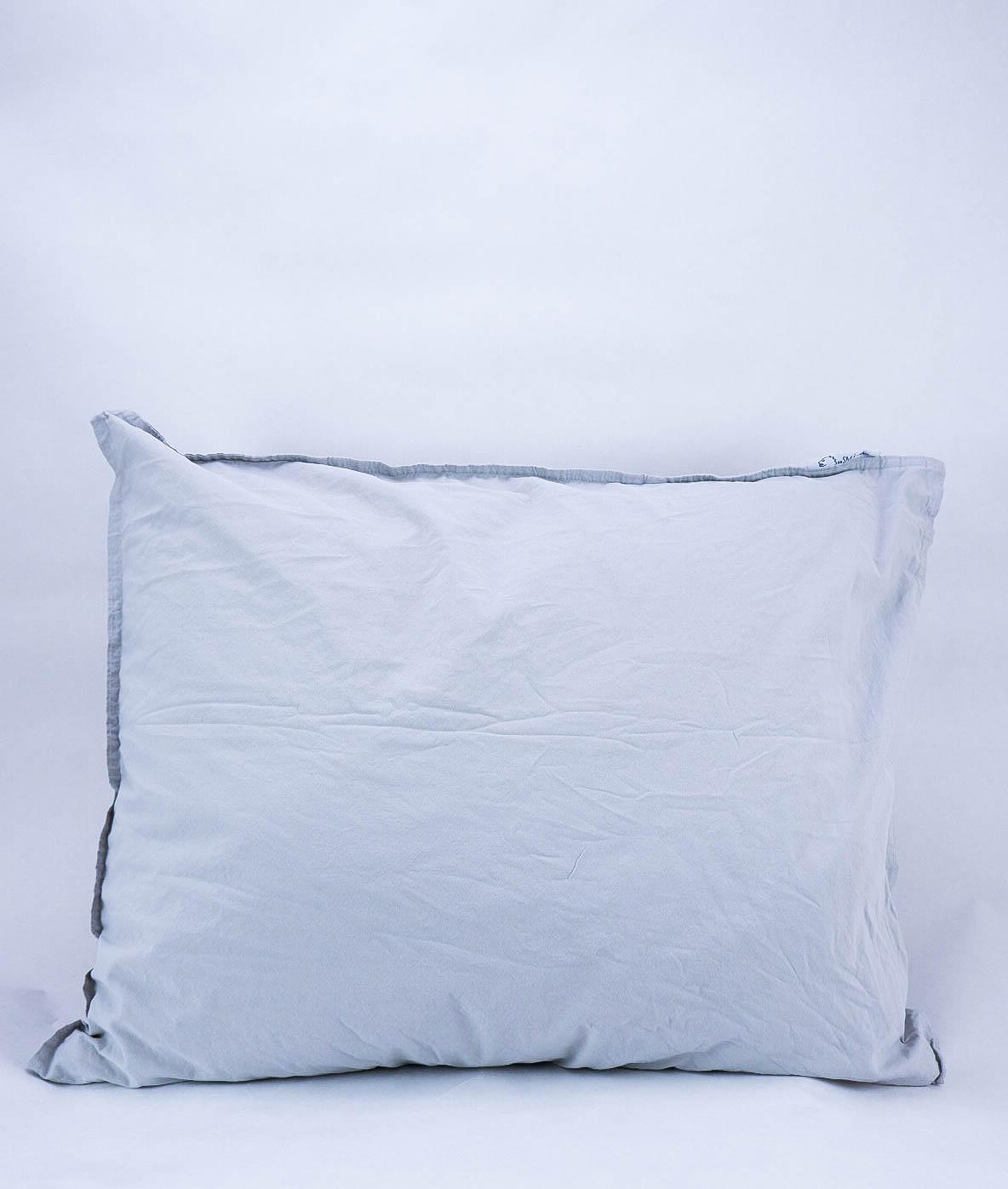 Pillowcase Crinkle Light Grey
