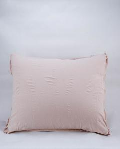 Pillowcase Crinkle Pale Pink