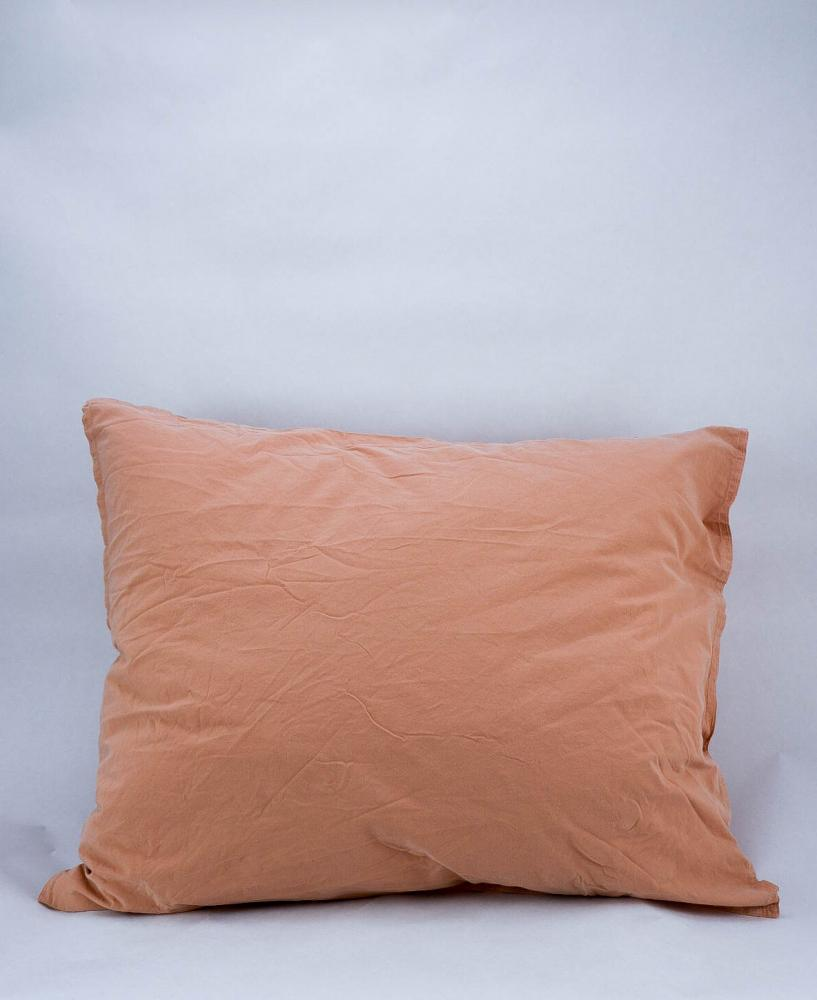 Pillowcase Crinkle Peach Pink