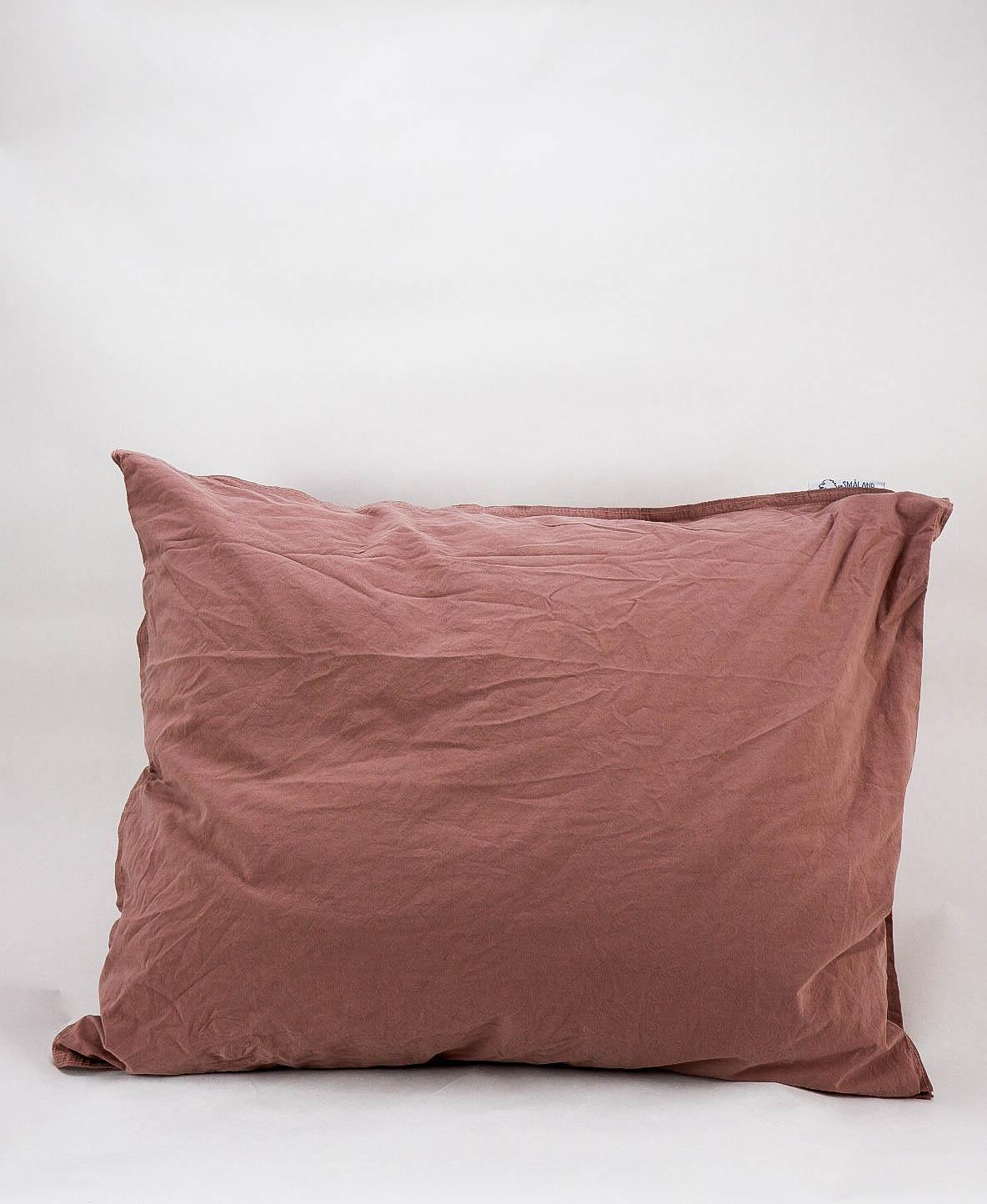 Pillowcase Crinkle Rose Taupe