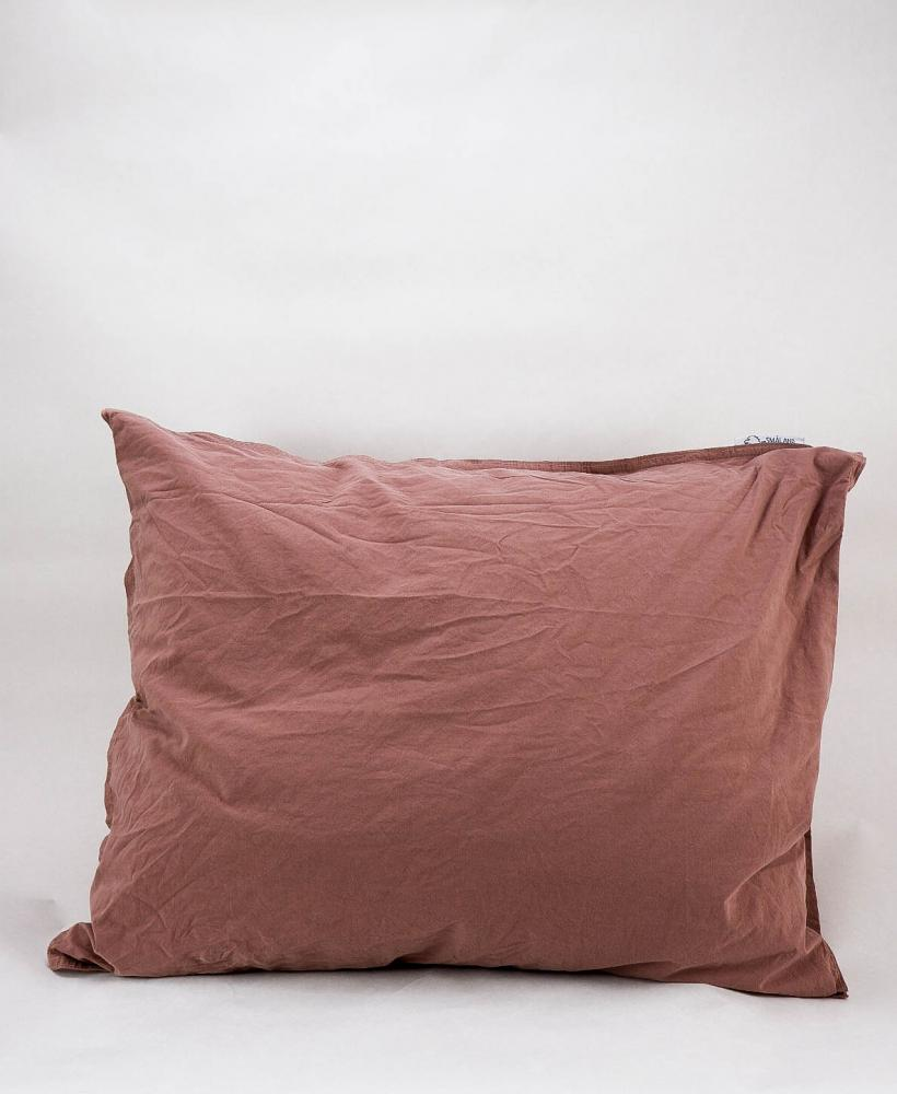 Pillowcase Crinkle Rose Taupe