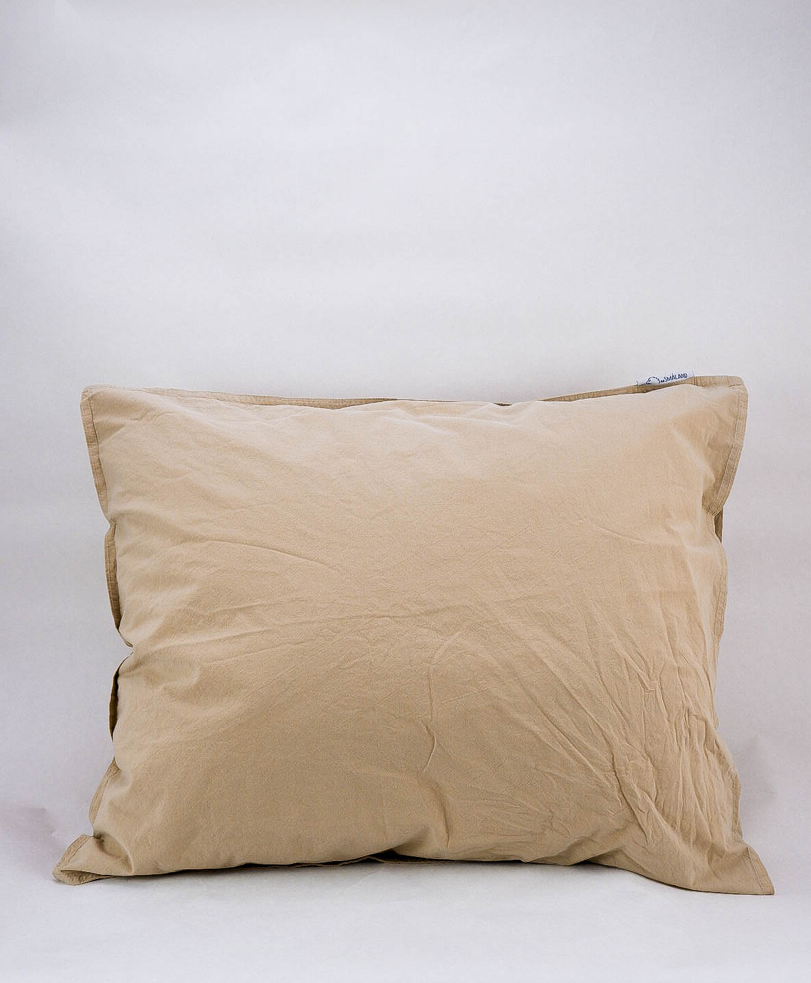 50x60cm Pillowcase Crinkle Sand