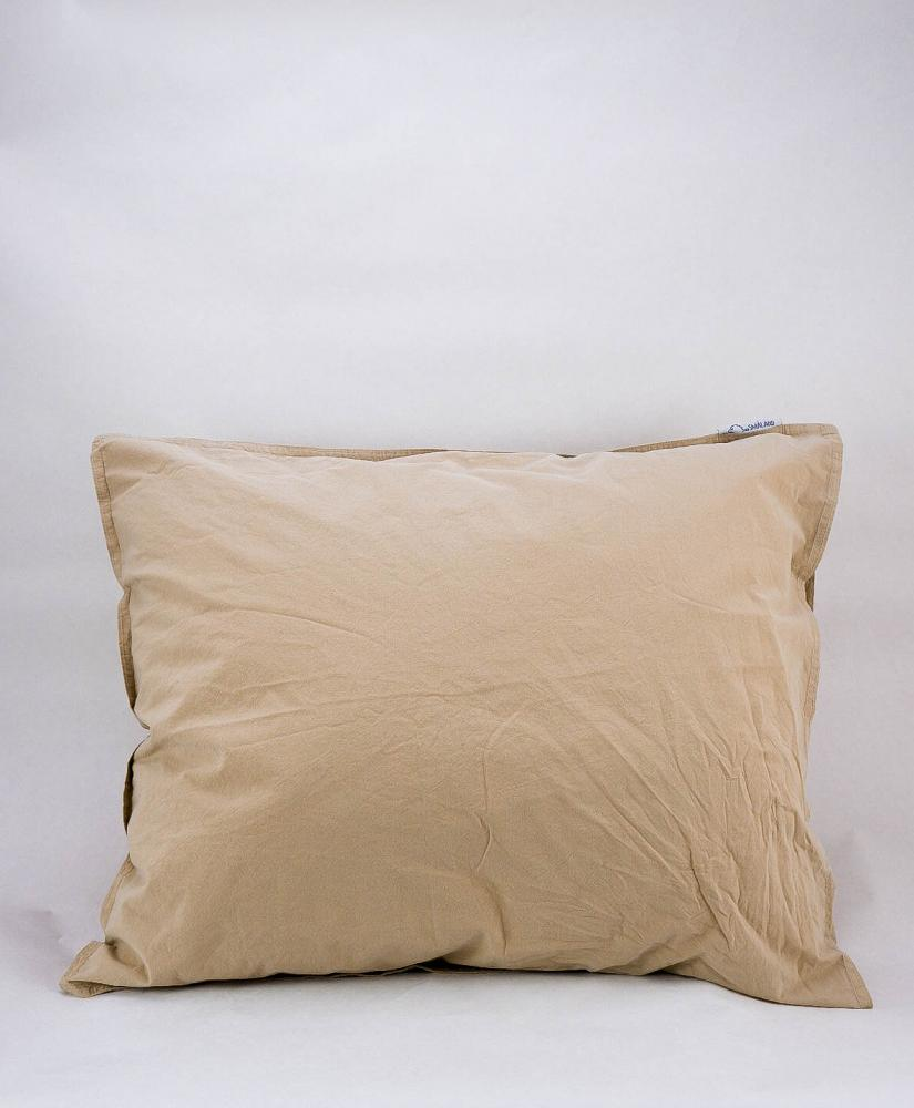Pillowcase Crinkle Sand