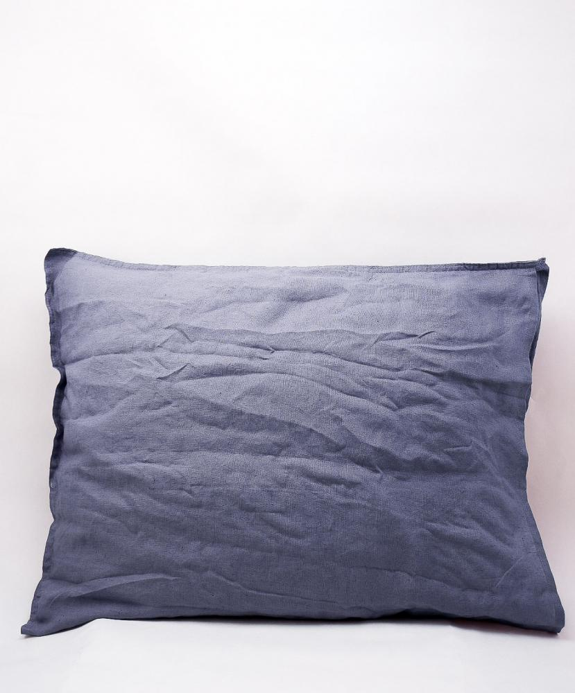 Pillowcase Linen Dusty Blue