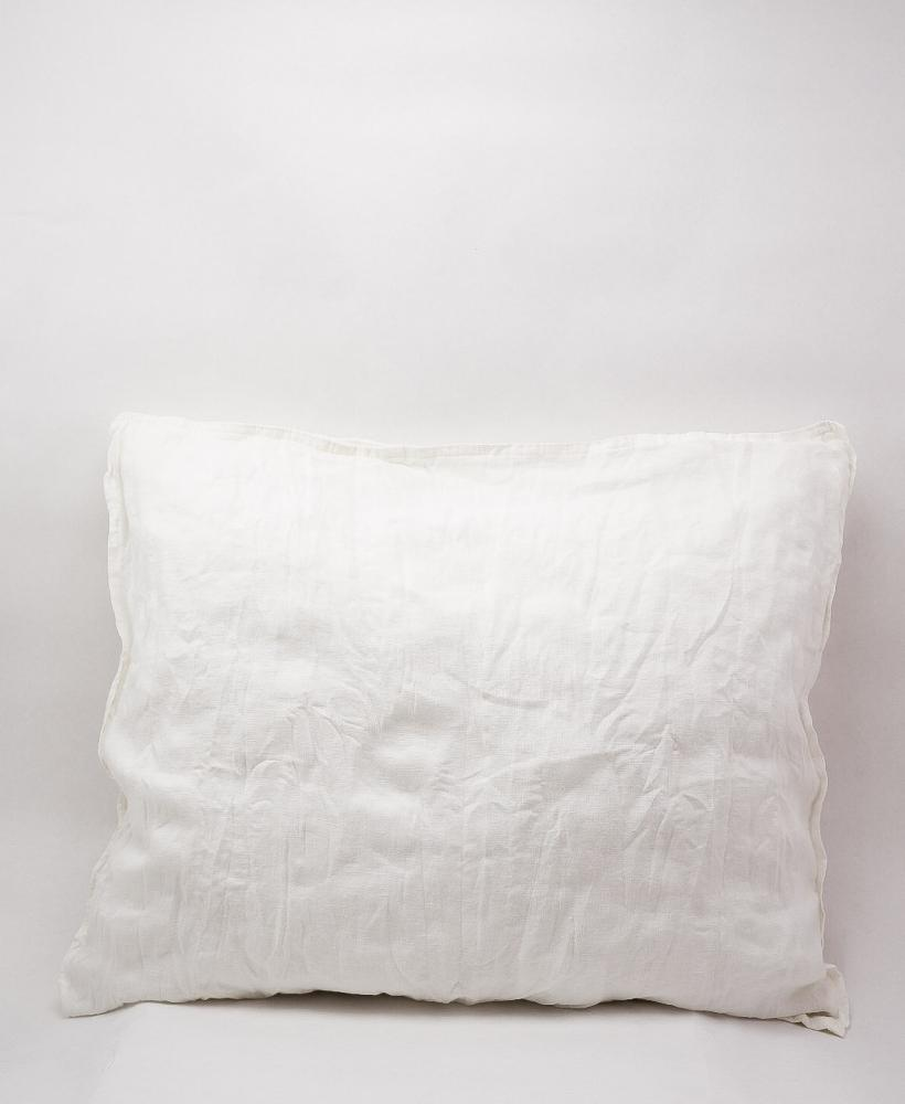 Pillowcase Linen Optical White