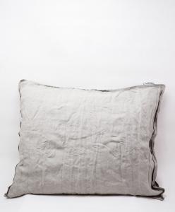 Pillowcase Linen Light Grey