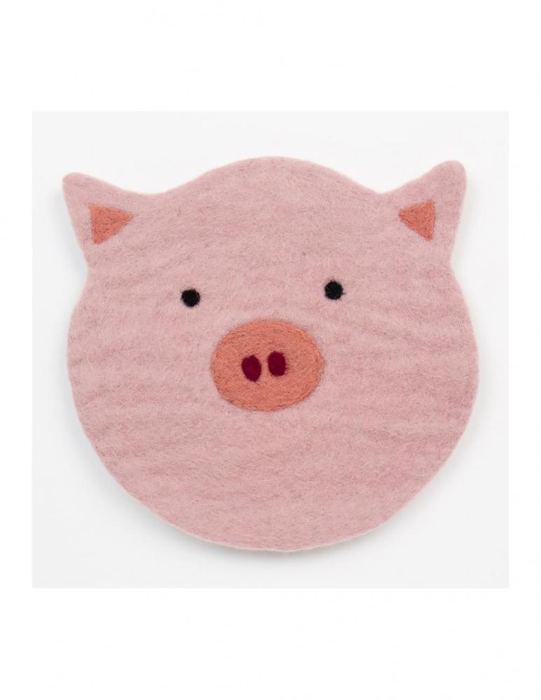 Pig seat cushion