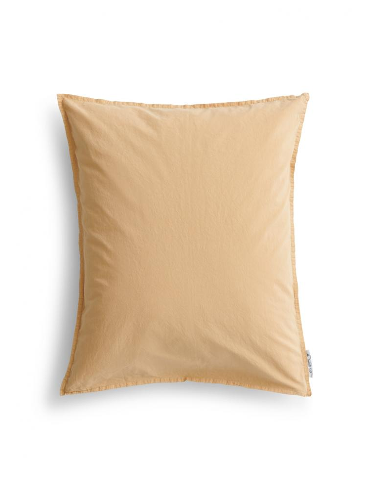50x60cm Pillowcase Crinkle Caramel