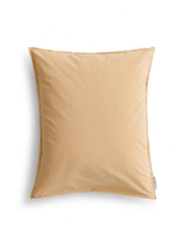 50x60cm Pillowcase Crinkle Caramel