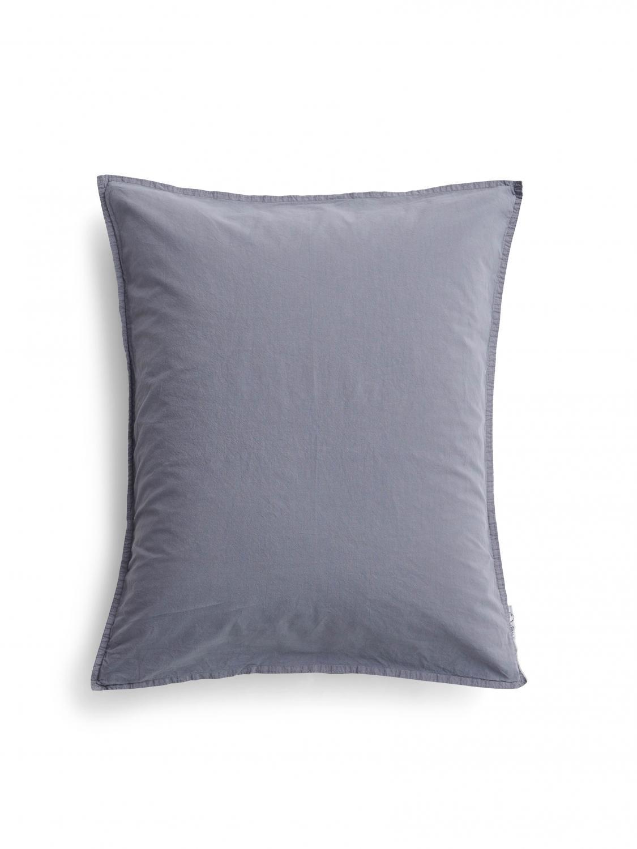 50x60cm Pillowcase Crinkle Dusty Blue
