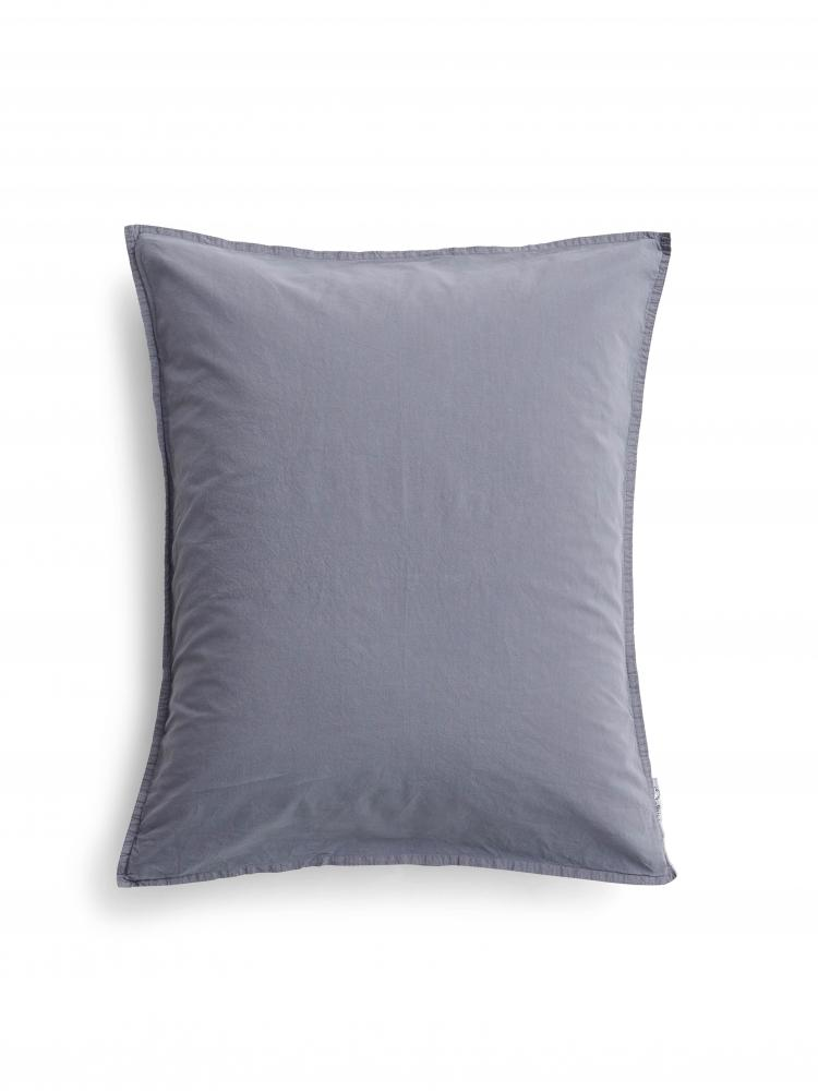50x60cm Pillowcase Crinkle Dusty Blue
