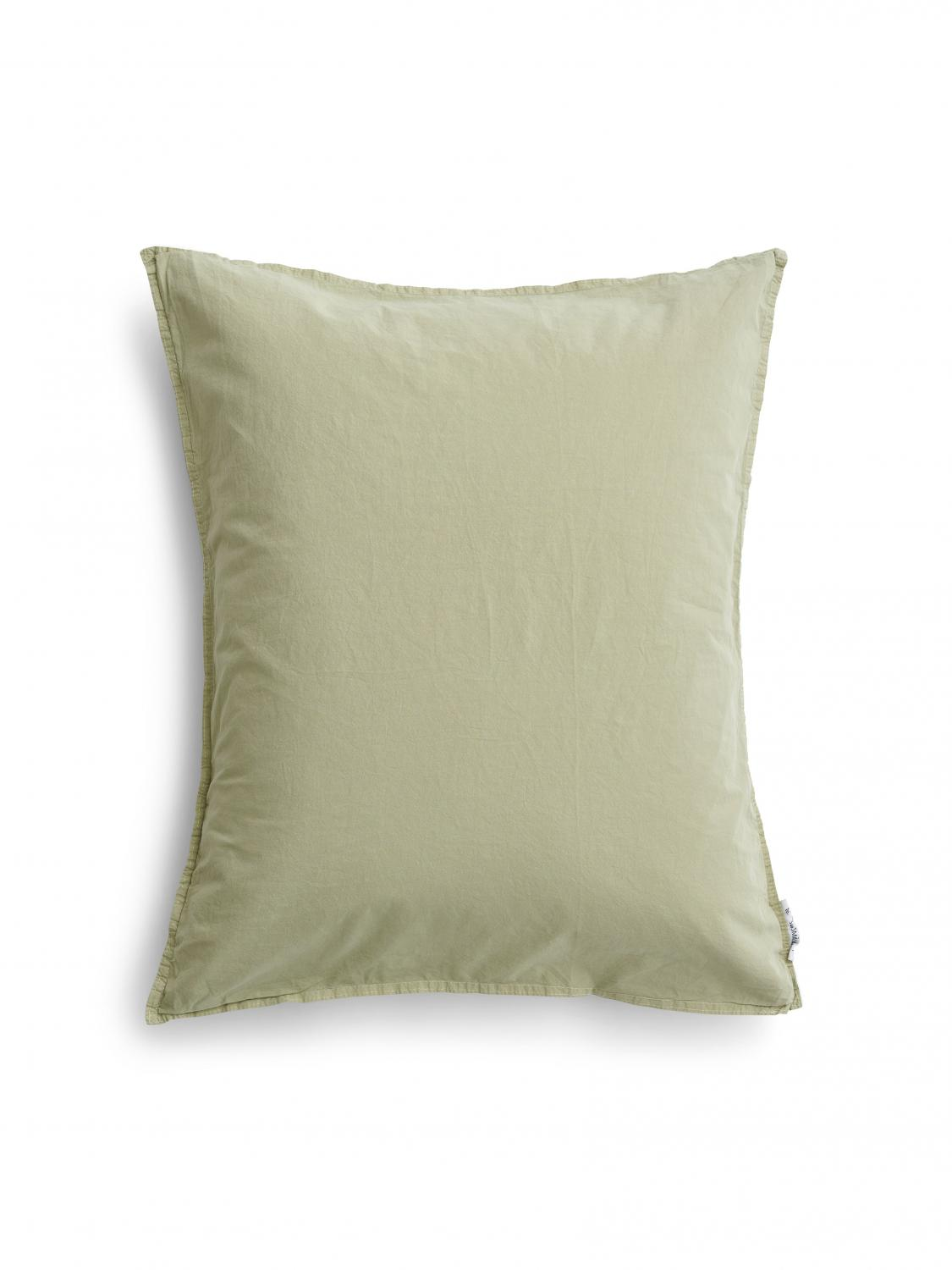 50x60cm Pillowcase Crinkle Green